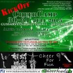 KickOff CheerCamp - HCIF