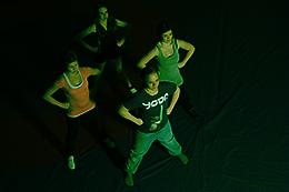 CheerForFun - individuell idrott i grupp.